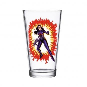 Collectors Glass - G.I. Joe Baroness
