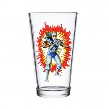 Collectors Glass - G.I. Joe Storm Shadow