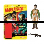 Mars Attacks ReAction - Burning Human Skeleton