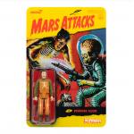 Mars Attacks ReAction - Burning Human Skeleton