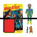 Mars Attacks ReAction - Alien and Burning Dog