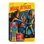 Mars Attacks ReAction - Alien and Burning Dog