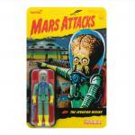 Mars Attacks ReAction - Alien With Gun