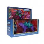 MOTU - Panthor & Skeletor ReAction Figure Twin Set