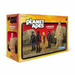 Planet of the Apes Law Giver Statue  - ReAction Figure