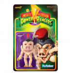 Power Rangers ReAction Figure - Pudgy Pig