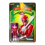 Power Rangers ReAction Figure - Red Ranger