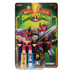 Power Rangers ReAction Figure - Megazord