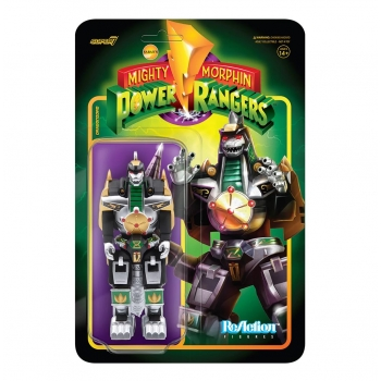 Power Rangers Dragonzord ReAction Figure