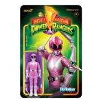 Pink Power Ranger ReAction Figure