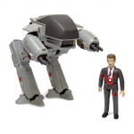 ED-209 & Mr.Kinney ReAction Figure Set