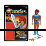 Thundercats Lion-O - ReAction Figure W1