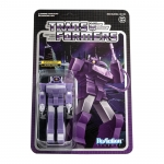 Transformers Shockwave - ReAction Figure W2B
