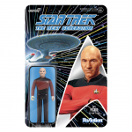 STAR TREK: TNG ReAction W1 - Cpt Picard