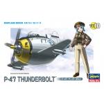 P-47 Thunderbolt Egg Plane