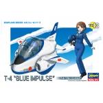 T-4 Blue Impulse Egg Plane