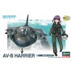 Egg Plane AV-8 Harrier