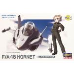 FA-18 Hornet Egg Plane