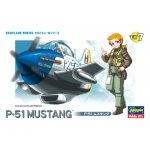P-51 Mustang Egg Plane
