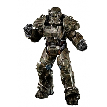 1:6 T‐60 Camouflage Power Armor – Fallout