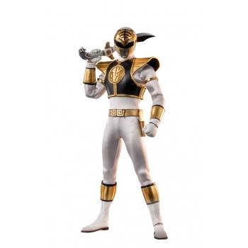 1:6 White Power Ranger