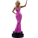 RuPaul Pink Dress Version – Maquette