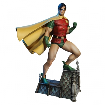 Super Powers Robin Variant Maquette