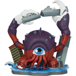 Crabthulu: Terror of the Deep! Designer Toy