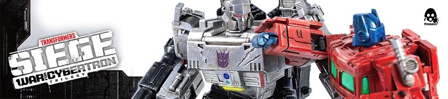 threezero Transformers